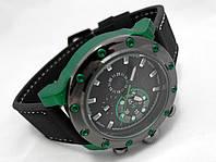 Мужские часы Invicta  - Lupah Revolution, цвет корпуса зеленый, черный циферблат
