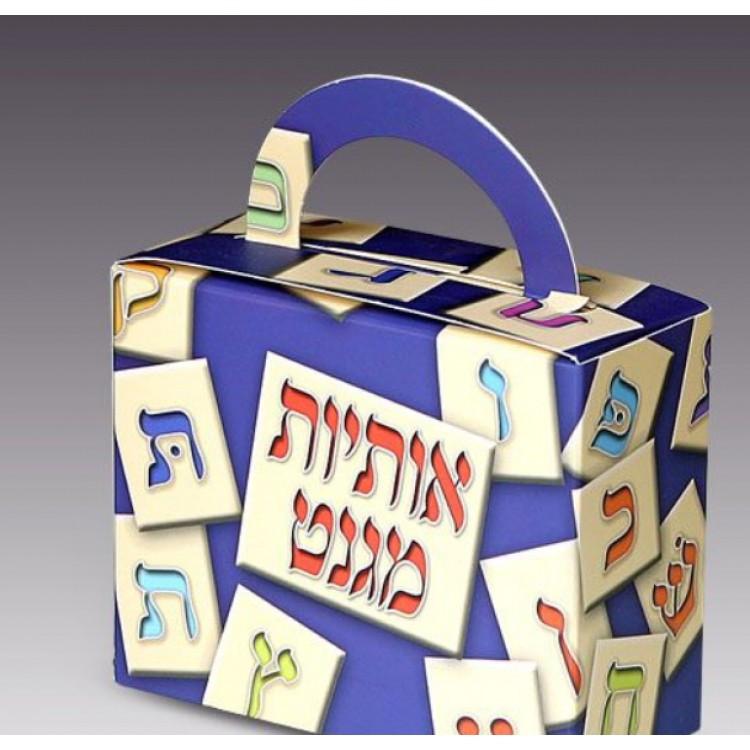 Игра магнит Алеф Бет - Liora. Интернет-магазин еврейской атрибутики в Львове