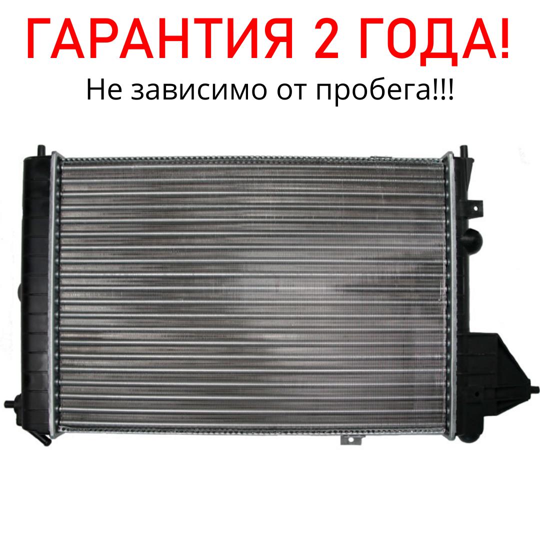 Радиатор охлаждения на OPEL Vectra A от 1988г/ Основной радиатор на Опель Вектра А