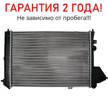 Радиатор охлаждения на OPEL Vectra A от 1988г/ Основной радиатор на Опель Вектра А, фото 2
