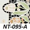 Клеенка на стол Easy Lace / NT-095