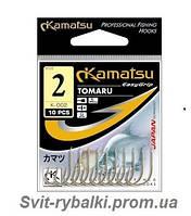 КРЮЧКИ Kamatsu (K-002) Tomaru №7G - R