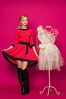 Стильное женское платье в красивых расцветках, фото 1