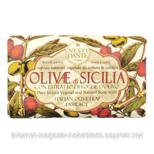 Мыло Nesti Dante Оливковое Сицилия, фото 2