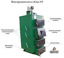 Твердотопливный котел «САН» РТ-31. Доставка бесплатно!, фото 2