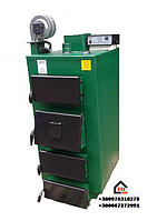 Котел длительного горения на дровах «САН» РТ мощностью 56 кВт. Бесплатная доставка!