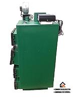 «САН» РТ мощностью 65 кВт котел на твердом топливе длительного горения