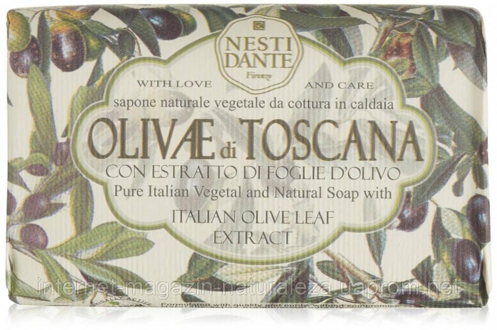 Мыло Nesti Dante Оливковое Тоскана