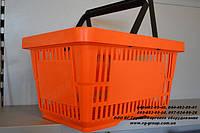 Корзины покупательские пластиковые. Пластиковые корзинки в магазин. Корзинка покупателя, Корзины для магазина