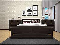 Кровать двуспальная Атлант 13 Тис