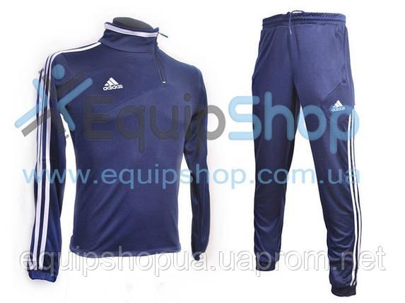 Тренировочный Костюм Adidas Condivo12 Darkblue, фото 2