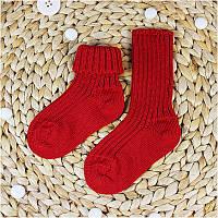 Термошкарпетки дитячі GROEDO 14063 (розмір 17-18, червоний)