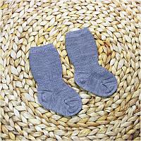 Термошкарпетки дитячі GROEDO 14061 (розмір 56-62, сірий)