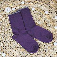 Термошкарпетки дитячі GROEDO 14095 (розмір 27-30, лавандовий)