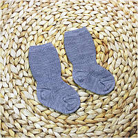 Термошкарпетки дитячі GROEDO 14061 (розмір 68-74, сірий)