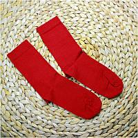 Термошкарпетки дитячі GROEDO 14086 (розмір 27-30, червоний)