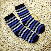 Термошкарпетки дитячі GROEDO 14094 (розмір 27-30, чорний в смужку)