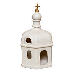 Свічник керамічний Церква