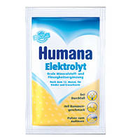 Humana «Электролит c бананом» Детское питание 6,25 г