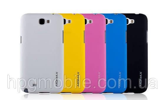 Чехол для Samsung Galaxy Note 2 N7100 - Momax Ultra Tough Soft case