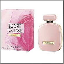 Nina Ricci Rose Extase туалетная вода 80 ml. (Нина Ричи Роуз Экстаз)