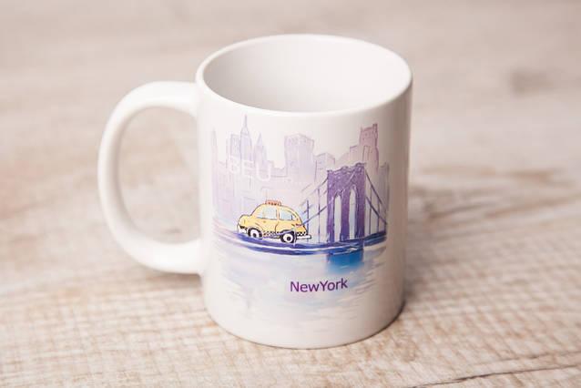 Чашка BEU in New York (Boy)