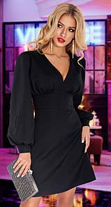 Платье MF236 Черное S