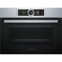 Встраиваемый компактный духовой шкаф Bosch CSG656BS1