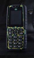 Противоударный водостойкий телефон LAND ROVER XP3300 16000Mah 2 Sim В КАМУФЛЯЖЕ, фото 1