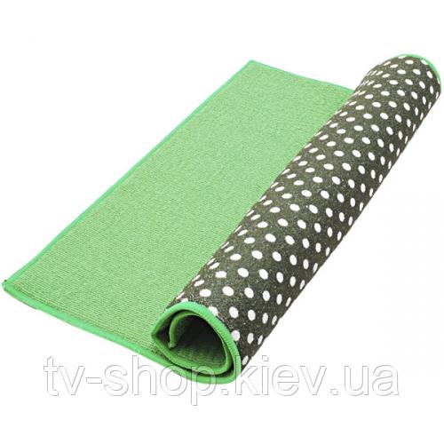 Полотенце-подкладка для сушки посуды Горох