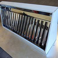 Вентиляционные изделия - зонты, клапаны, узлы прохода, фланцы на воздуховоды