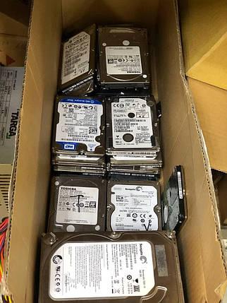 """Жорсткий диск для ноутбука 2.5"""" 320 Gb SATA, фото 2"""
