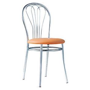 Стул Венус Хром с сиденьем Новый стиль, фото 2