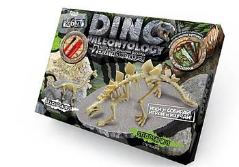 Археологический детский игровой набор раскопки динозавров DINO PALEONTOLOGY