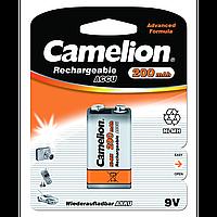 Аккумулятор крона camelion 6f22 200 mah ni-mh (nh-9v200bp1)