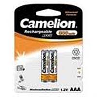 Аккумуляторы camelion r 03 2 штуки 800 mah ni-mh (nh-aaa800bp2)