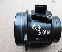 Расходомер воздуха, 059906461N, Audi Q7 (Ауди Кью 7)