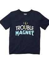 """Футболка """"Trouble magnet"""" OshKosh"""