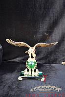 Орел(зеленый шар) 19х27