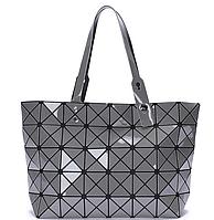 Женская сумка 8157 Gray Женские сумки JOHNNY купить недорого в Украине