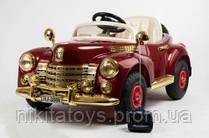 """Детский Электромобиль """"Buick RETROO"""" OPT-BK- BS8888 (на р/у,резиновые надувные колеса,индикатор заряда батареи,2 мотора по 28W, 9 000 оборотов в"""