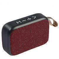 Колонка портативная Tablepro MG2-1 с FM-приемником и Bluetooth  (Red)