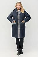 Удлиненная демисезонная куртка Гламур ArDi