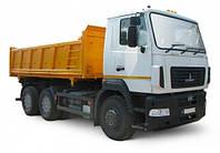 САМОСВАЛЫ МАЗ МАЗ-6501E9-520-021 (E-5)