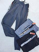 Мужские спортивные брюки на флисе Wandeng M-3XL