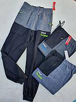 Чоловічі спортивні штани на флісі Lintebob M-3XL