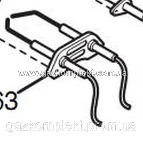 Электроды зажигания с кабелем BAXI SLIM / WESTEN COMPACT 8620300