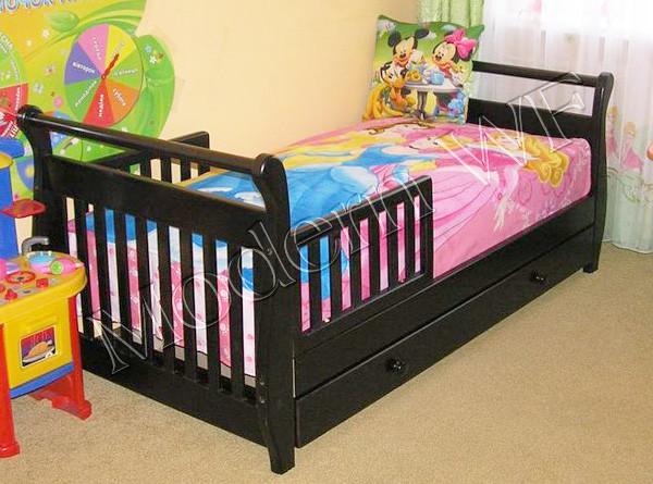 Кроватки для детей от 2 лет