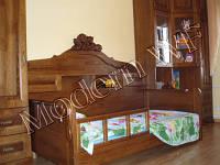 Плюси ліжок на замовлення від Modern-WF