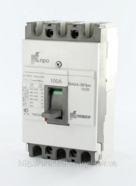 Автоматические выключатели ВА 04-31ПРО 20А